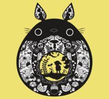 【24800+ views】Totoro Kids Clothes