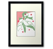 【16100+ views】Pokemon  Gardevoir Framed Print