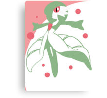 【16100+ views】Pokemon  Gardevoir Canvas Print