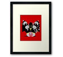 Garrosh Hearthstone Pop style Framed Print