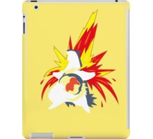 【20600+ views】Pokemon  Cyndaquil>Quilava>Typhlosion iPad Case/Skin