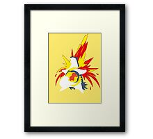 【20600+ views】Pokemon  Cyndaquil>Quilava>Typhlosion Framed Print