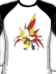 【20600+ views】Pokemon  Cyndaquil>Quilava>Typhlosion T-Shirt