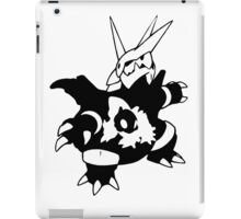 【17800+ views】Pokemon  Aron>Lairon>Aggron iPad Case/Skin