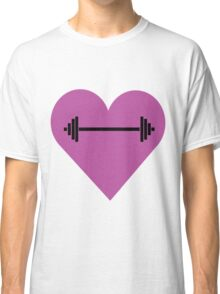 Love weights Classic T-Shirt