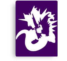 【14300+ views】Pokemon  Nidoran♂>Nidorino>Nidoking Canvas Print