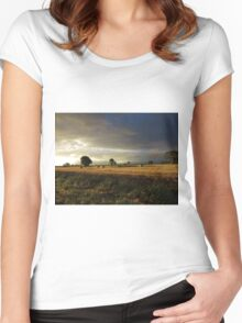 Farmlife Women's Fitted Scoop T-Shirt