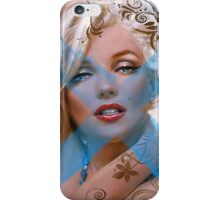 Theo Danella´s Marilyn MM 127 iPhone Case/Skin