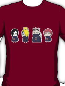 【2000+ views】NARUTO: AKATSUKI II T-Shirt
