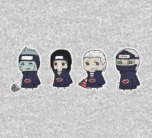 【1600+ views】NARUTO: AKATSUKI III by Ruo7in