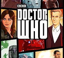 Doctor Who - Series VIII by RabidDog008