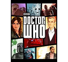 Doctor Who - Series VIII Photographic Print