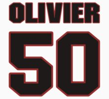 NFL Player Olivier Vernon fifty 50 by imsport
