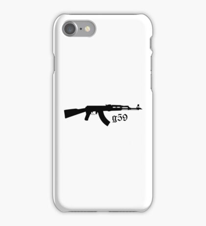 g59 AK-47  iPhone Case/Skin