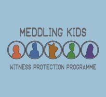 Meddling Kids Kids Clothes