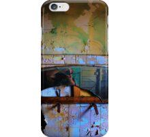Reflection, broken iPhone Case/Skin
