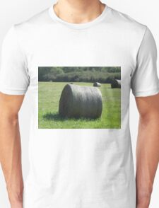 The Hay Bale Unisex T-Shirt