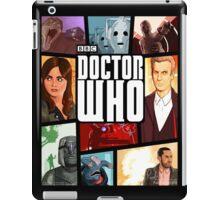 Doctor Who - Series VIII iPad Case/Skin