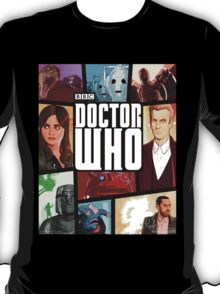 Doctor Who - Series VIII T-Shirt