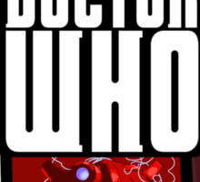 Doctor Who - Series VIII Sticker