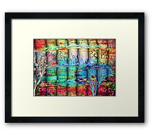 Friendship'... Framed Print