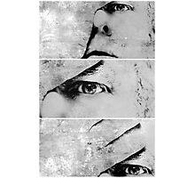 Fragmented bewilderment. Photographic Print