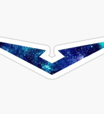 Galaxy Lance Sticker