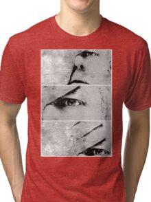 Fragmented bewilderment. Tri-blend T-Shirt