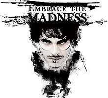 Embrace the madness by Charenne