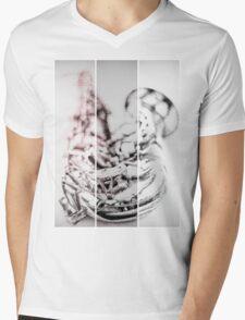 Parker's Mood Mens V-Neck T-Shirt