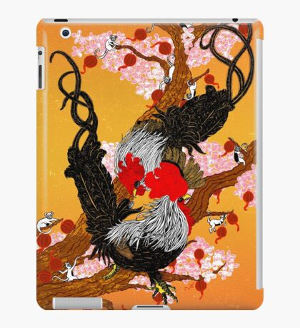Year of the Fire Rooster iPad Case/Skin
