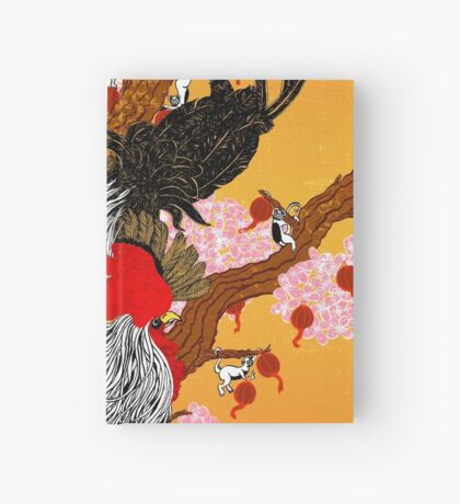 Year of the Fire Rooster Hardcover Journal