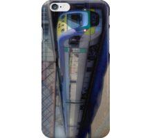 Velocity train - Bendigo iPhone Case/Skin