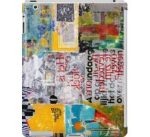 ALL OVER iPad Case/Skin