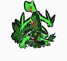 Grass Pokèmon Emerald Power! Unisex T-Shirt