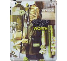 Lifestyle Collage #1 iPad Case/Skin
