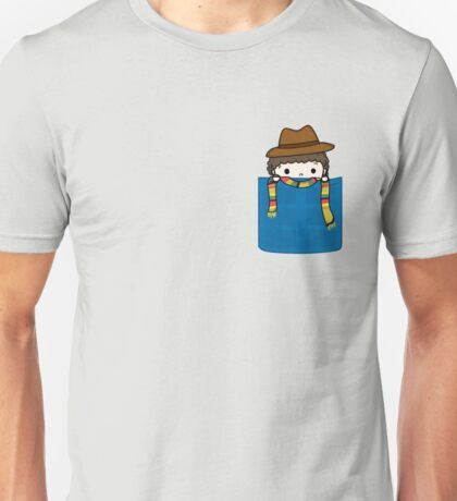 Forth Doctor in my Pocket Unisex T-Shirt