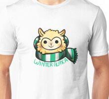 Winter Alpaca Unisex T-Shirt