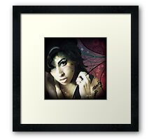 The Magic of Amy Winehouse  Framed Print