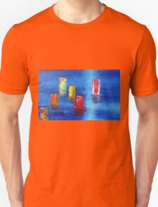 Tranquil   Reflections. T-Shirt