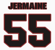 NFL Player Jermaine Cunningham fiftyfive 55 by imsport
