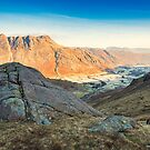 Great Langdale Valley by David Lewins