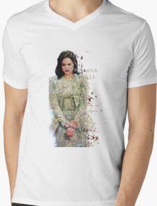 Regina Mens V-Neck T-Shirt