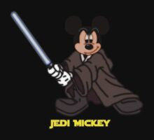 Jedi Mickey Kids Clothes