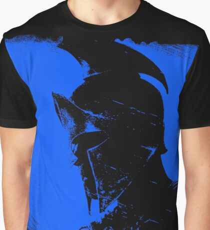 Once Were Spartans Graphic T-Shirt