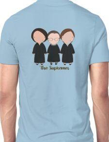 the supremes cartoon art Unisex T-Shirt