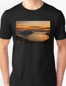 Ionian Panorama Sunset Unisex T-Shirt