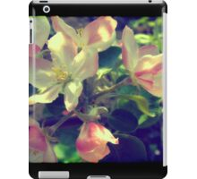 Pink Apple Blossom 4 iPad Case/Skin