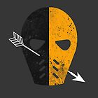 DEATHSTROKE by 126pixels