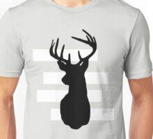 Dear with stripes Unisex T-Shirt